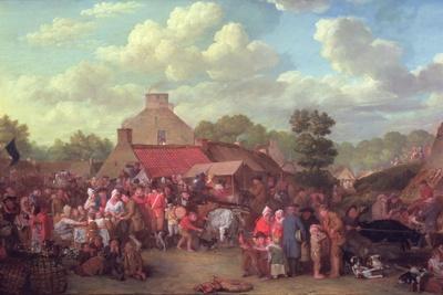 Pitlessie Fair, 1804