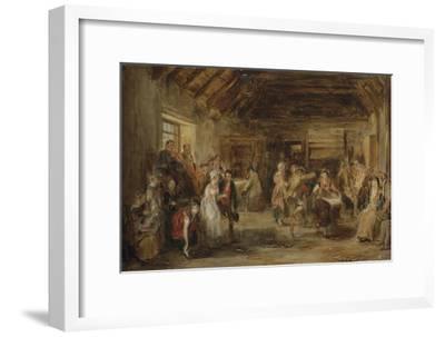 The Penny Wedding, a Sketch, 1830