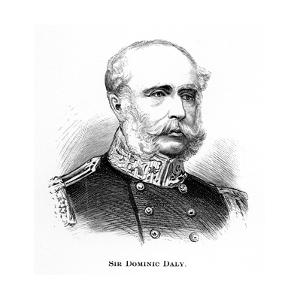 Sir Dominic Daly, 1886