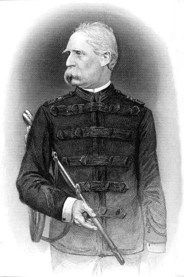 'Sir Donald Stewart', c1880s-Unknown-Giclee Print