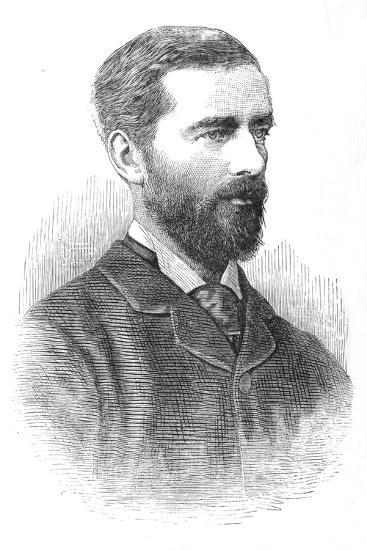 'Sir E. B. Malet', c1882-85-Unknown-Giclee Print