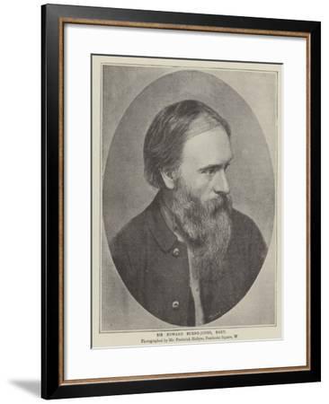 Sir Edward Burne-Jones--Framed Giclee Print
