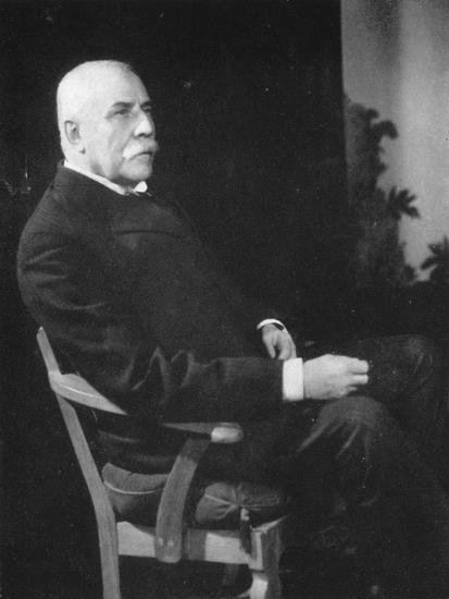 Sir Edward Elgar, (1857-193), English Composer, Early 20th Century--Giclee Print