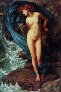 Andromeda, 1869 by Sir Edward John Poynter