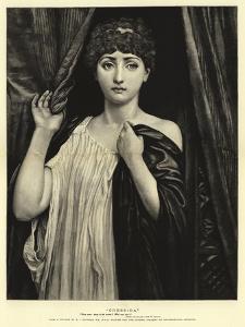 Cressida by Sir Edward John Poynter