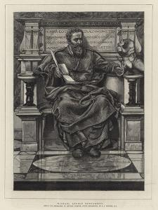 Michael Angelo Buonarroti by Sir Edward John Poynter