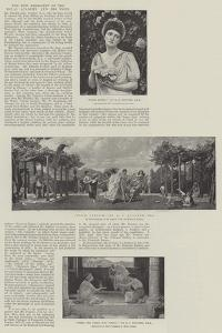 The New President of the Royal Academy and His Work by Sir Edward John Poynter
