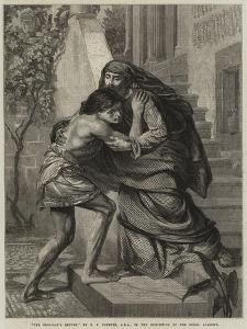 The Prodigal's Return by Sir Edward John Poynter