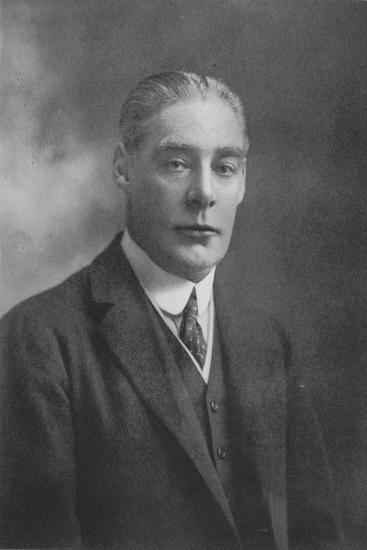 'Sir Ernest C. Cochrane', 1911-Unknown-Giclee Print