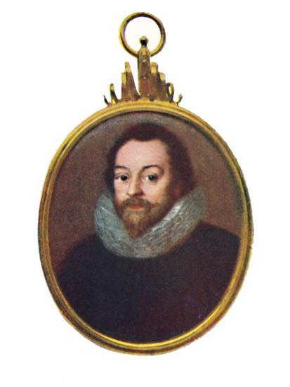 'Sir Francis Drake', c1580-1610, (1903)-Unknown-Giclee Print