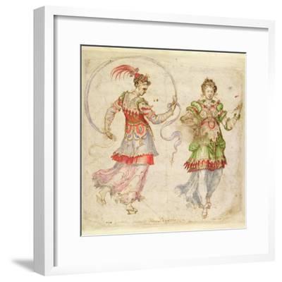 Sir Francis Drake-Isaac Oliver-Framed Giclee Print