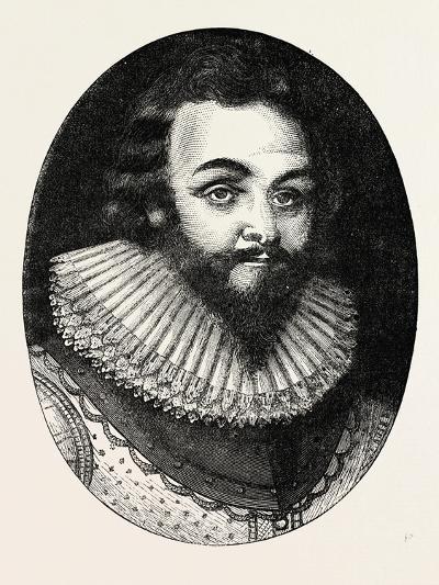 Sir Francis Drake--Giclee Print