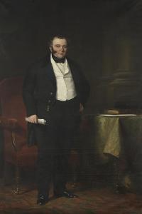 George Hudson, 1846 by Sir Francis Grant