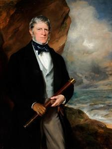 Portrait of Admiral Henry Meynell by Sir Francis Grant