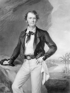 Sir James Brooke by Sir Francis Grant