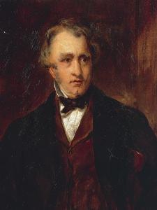 Thomas Babington Macaulay, Baron Macaulay, 1853 by Sir Francis Grant