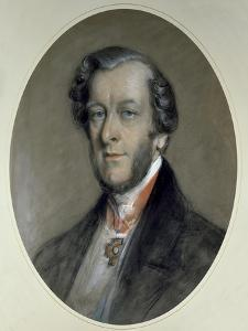 William Cavendish, 6th Duke of Devonshire by Sir Francis Grant
