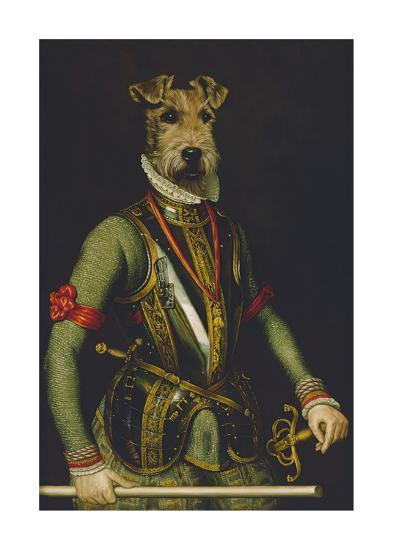 Sir Francis-Thierry Poncelet-Premium Giclee Print