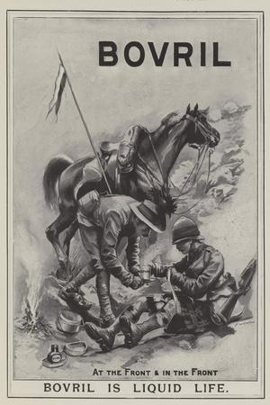 Advertisement, Bovril