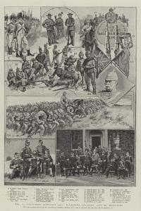 The 1st Volunteer Battalion Duke of Cambridge's Own Middlesex Regiment, Late 3rd Middlesex by Sir Frederick William Burton