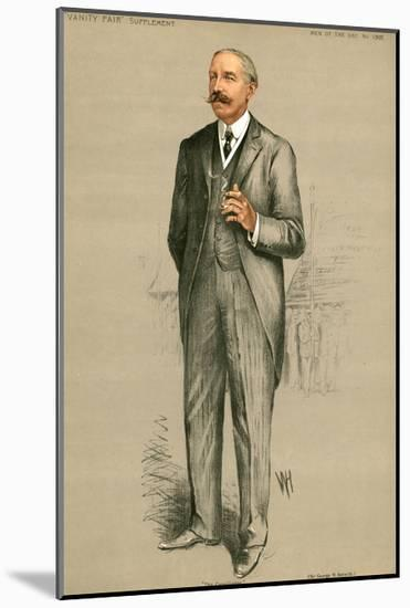 Sir George Askwith--Mounted Giclee Print