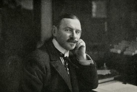 'Sir George Hastings', 1911-Unknown-Photographic Print