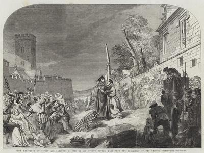 The Martyrdom of Ridley and Latimer