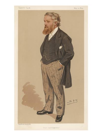 Sir George Newnes English Publisher and Liberal Mp--Giclee Print