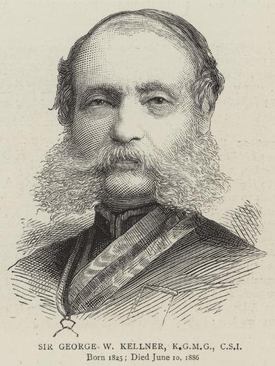 Sir George W Kellner--Giclee Print