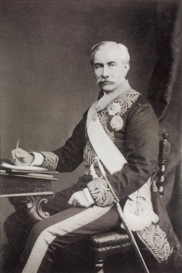 Sir Henry Frere--Giclee Print