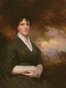 Harriet Scott of Harden, 1795 by Sir Henry Raeburn