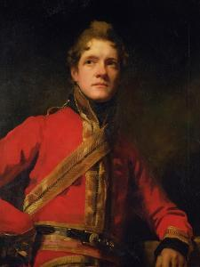 Lt. Col Morrison of the 7th Dragoon Guards by Sir Henry Raeburn