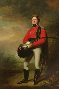 Major James Lee Harvey by Sir Henry Raeburn