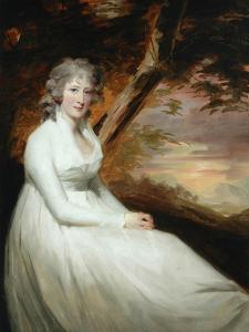 Mrs Anne Stewart of St Fort by Sir Henry Raeburn