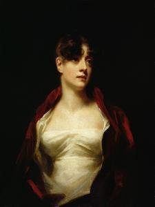 Mrs. Scott Moncrieff, C.1814 by Sir Henry Raeburn