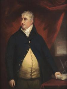 Portrait of Charles James Fox by Sir Henry Raeburn