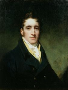 Portrait of Commander Hugh Clapperton (1788-1827) 1817 by Sir Henry Raeburn