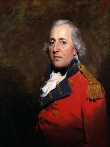 Portrait of Major Alexander Stewart by Sir Henry Raeburn