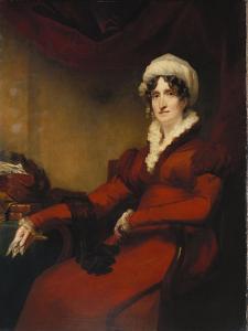 Portrait of Mrs Elizabeth Stewart Richardson by Sir Henry Raeburn