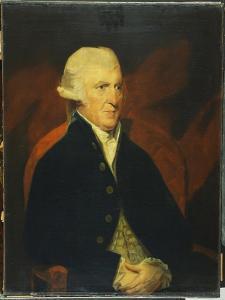 Portrait of Sir John Inglis Bart. by Sir Henry Raeburn