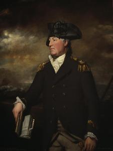 Rear-Admiral Charles Inglis (C.1731-91), C.1783 by Sir Henry Raeburn