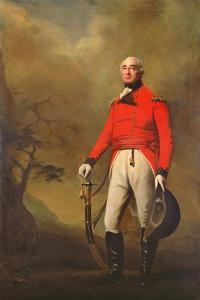 Rt. Hon. Francis Rawdon Hastings (1754-1826) by Sir Henry Raeburn