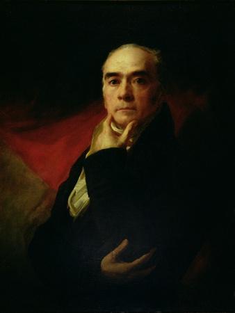 Self Portrait, C.1815