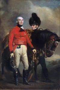 Sir Francis Rawdon-Hastings, 2nd Earl of Moira, C.1813 by Sir Henry Raeburn