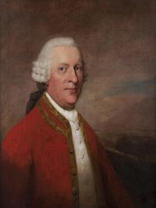 Sir James Sinclair-Lockhart, 15th Baron of Cambusnethan by Sir Henry Raeburn
