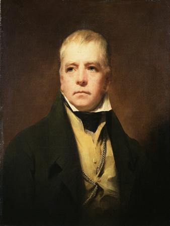 Sir Walter Scott (1771-1832), 1822