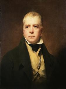 Sir Walter Scott (1771-1832), 1822 by Sir Henry Raeburn