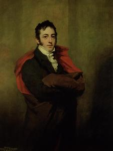 Spencer, 2nd Marquess of Northampton, 1821 by Sir Henry Raeburn