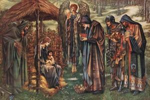 The Star of Bethlehem by Sir Henry Raeburn