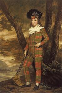The Young McGregor by Sir Henry Raeburn